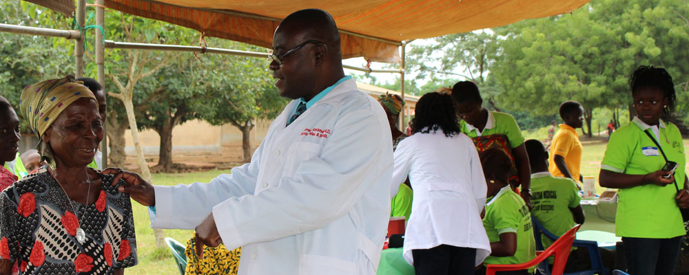 Africa Medical Missions