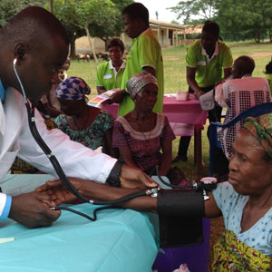 African Neighborhoods & Medical Missions: Dr Andrew Ankama