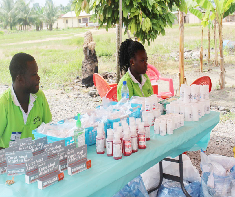 African Neighborhoods and Medical Missions (ANMM), Inc. - Donation of Medicines and Supplies
