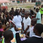 African Neighborhoods and Medical Missions (ANMM), Inc. - Donation of School Supplies
