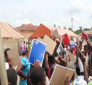African Neighborhoods & Medical Missions: Donation of School Supplies