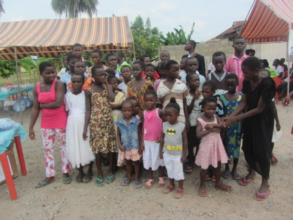African Neighborhoods and Medical Missions (ANMM), Inc. - Education is a Right for All