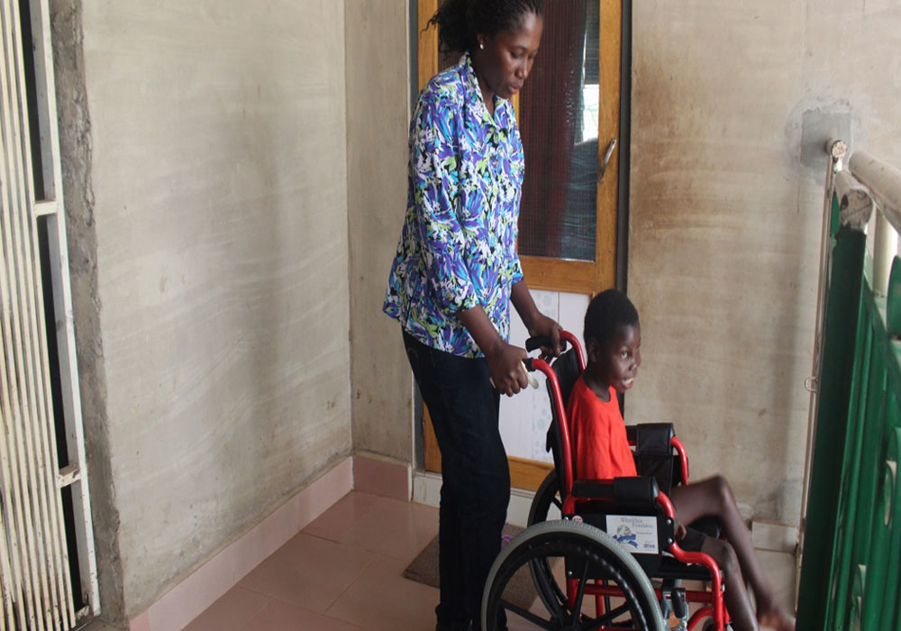 African Neighborhoods & Medical Missions: Durable Medical Equipment