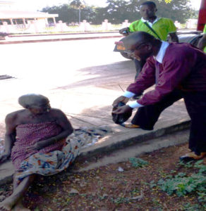 African Neighborhoods and Medical Missions (ANMM), Inc. - Homeless Project