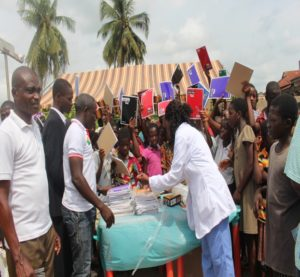 African Neighborhoods & Medical Missions: Medical Mission