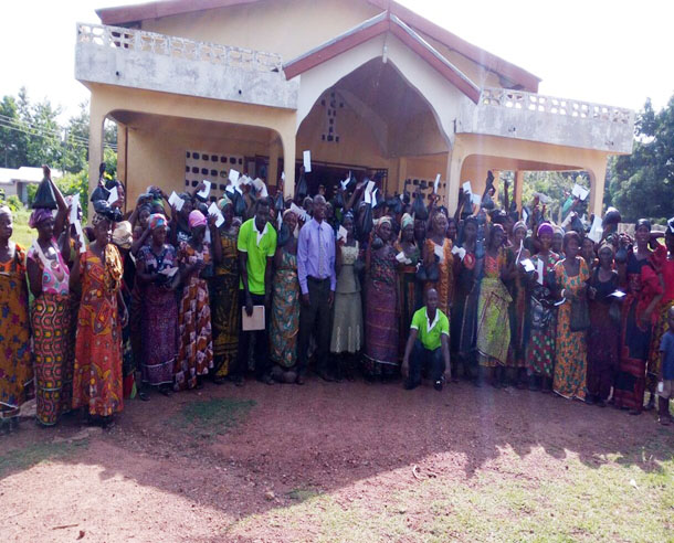 African Neighborhoods and Medical Missions (ANMM), Inc. - Widows Project