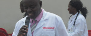 Dr. Ankamah