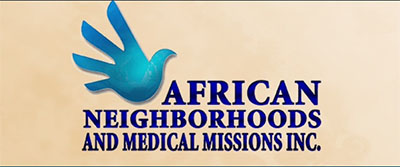 African Neighborhoods & Medical Missions: Donate