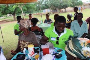 GHANA MISSIONS HEALTH TEAM