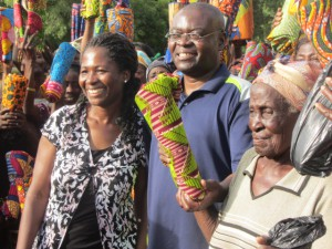 The widows project bringing joy to over hundred widows