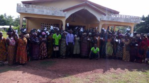 Widows Food and financial support project