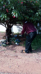 Dr-Ankamah-Feeding-a-homeless-mental-health- gentlemanGhana-Missions-2016IMG 2386